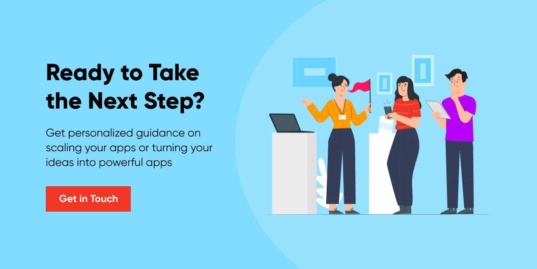 turn your ideas into powerful apps with the help of Net Solutions