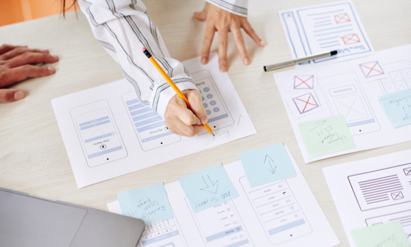 Better Wireframe and UX Design