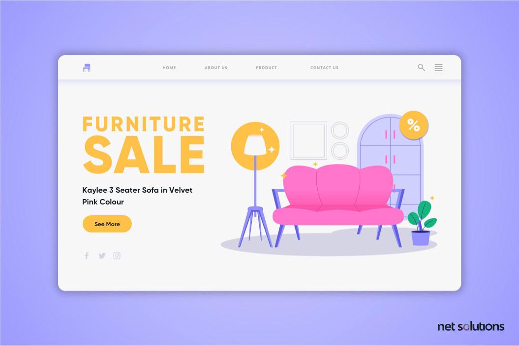 Clear Crisp Content | Amazing eCommerce Landing Pages