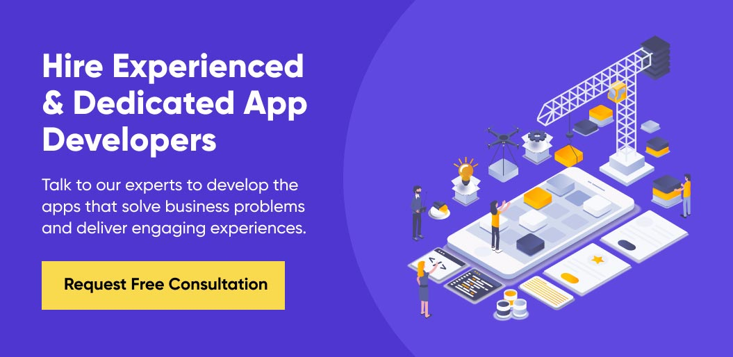 Contact Net Solutions to Hire Experienced and Dedicated App Developers