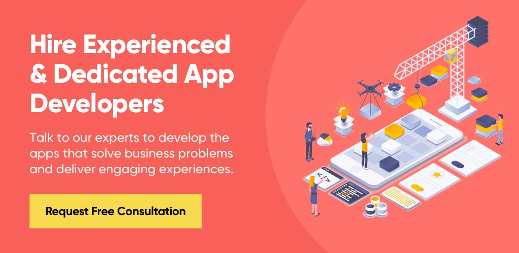 Contact Net Solutions to Hire Experienced & Dedicated App Developers
