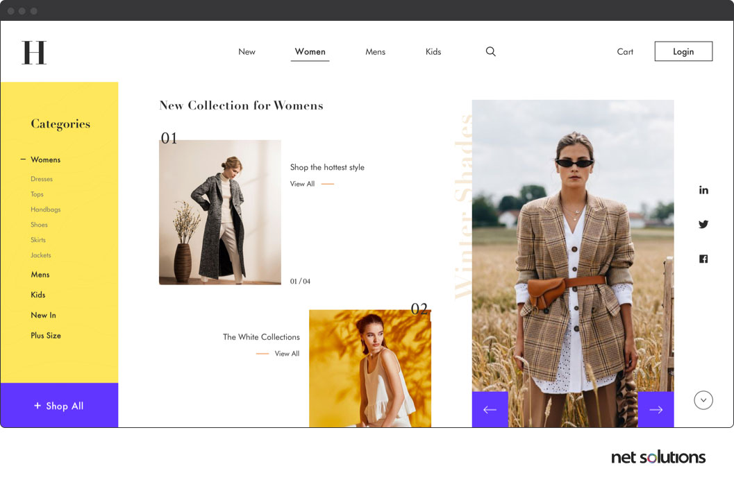 Create Amazing eCommerce Landing Pages for Your Visitors