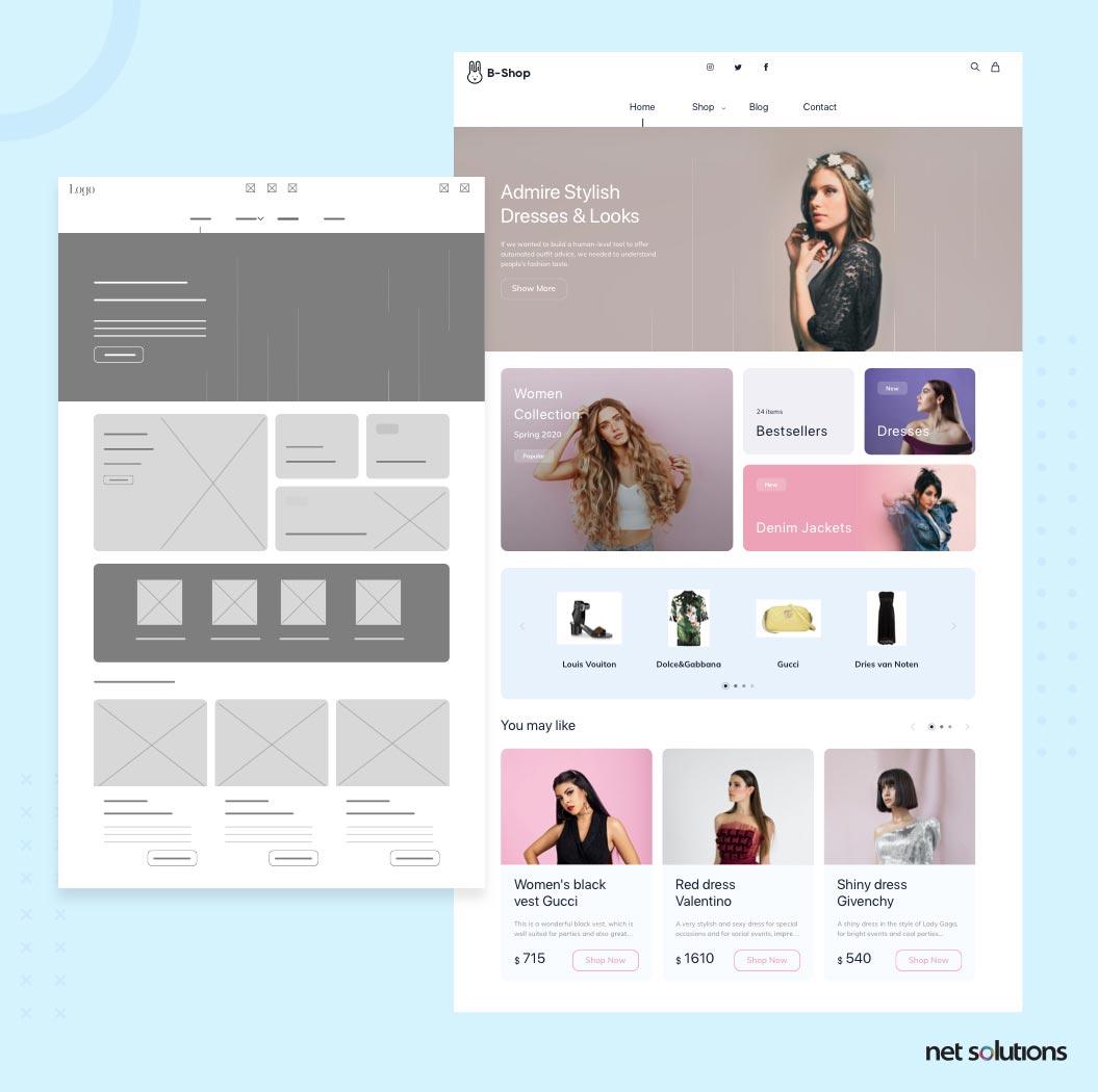 Creating Better UI-UX Design | eCommerce Website Design