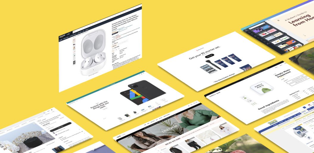 How to Create Amazing eCommerce Landing Pages that Convert