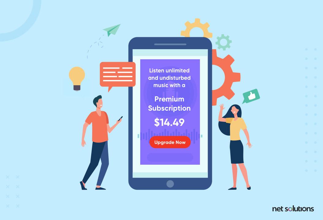 Use Freemium Models to Get People in the Door | Mobile App Development Tips