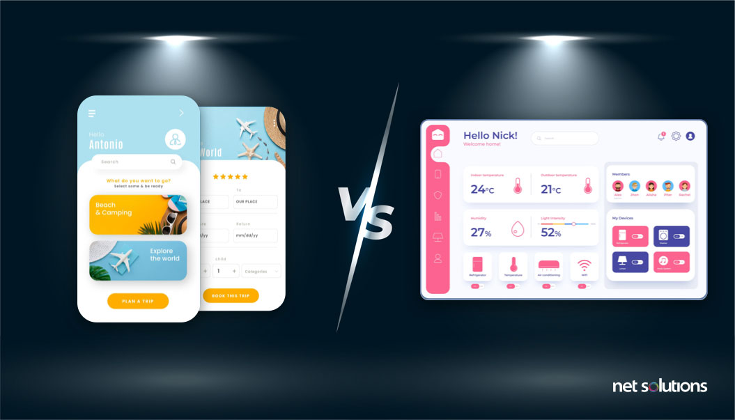 Pros and Cons of Mobile Apps Versus Web Apps