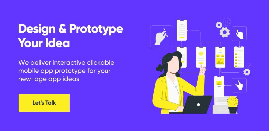 Prototype and Launce Your Idea with the Help of Net Solutions Experts