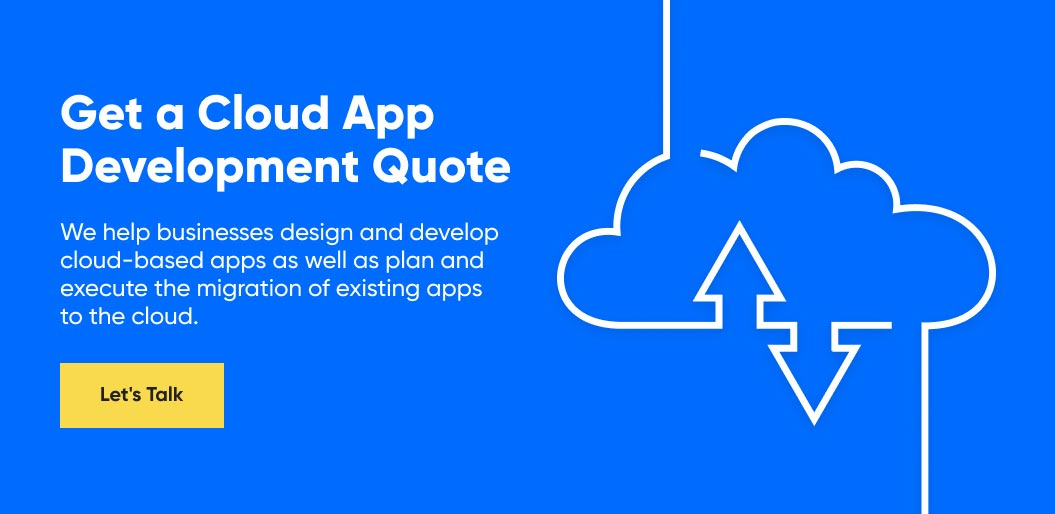 Consult Net Solutions for Help with Cloud Application Development