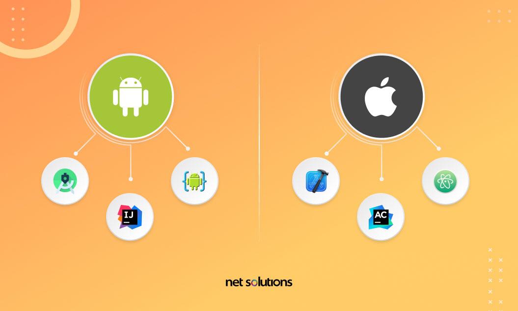 native app development tools