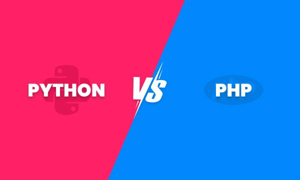 python vs php features & comparison