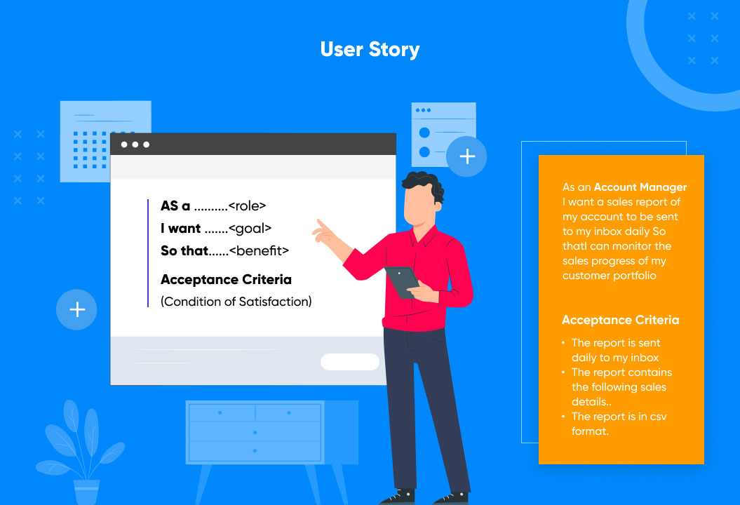 what is a user story