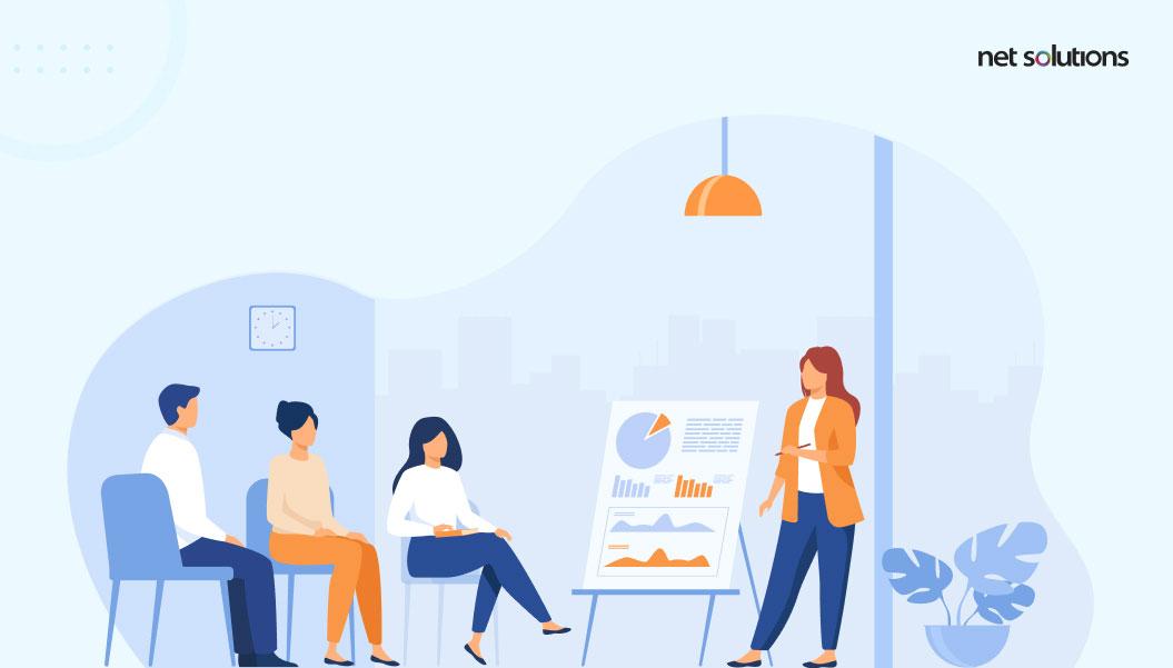 mobile app development company communication skills