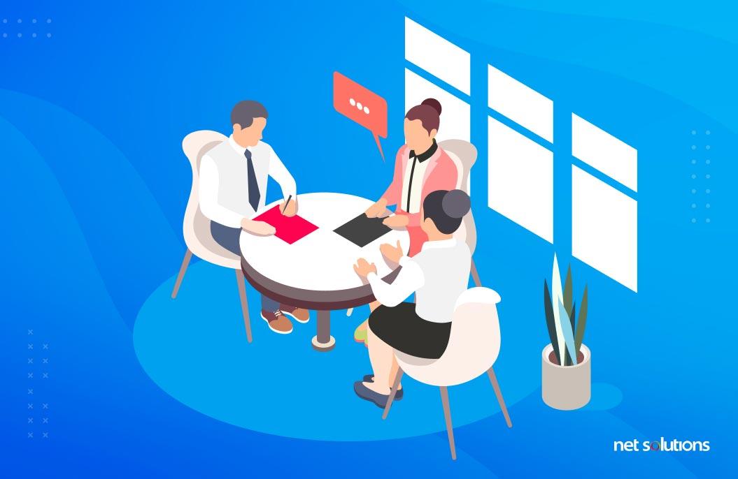 right software development partner who understand business