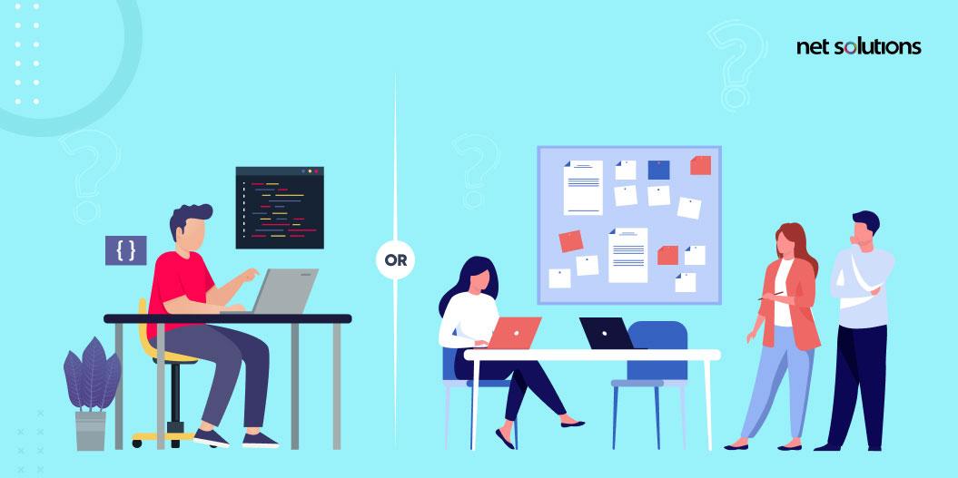 should you go freelance or mobile app development agency
