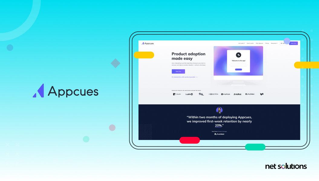 appcues - user onboarding tool