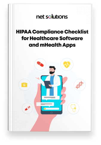 hipaa compliance checklist for healthcare software and mhealth apps