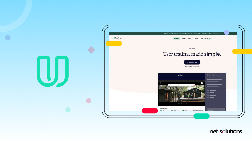 userbrain - ux research tool example