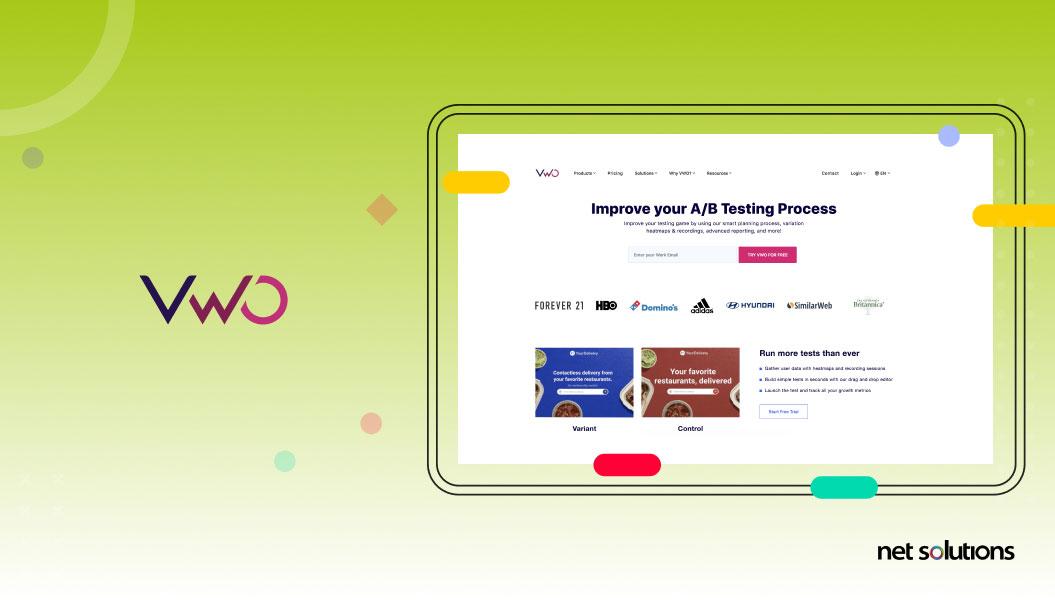 vwo - ab testing tool