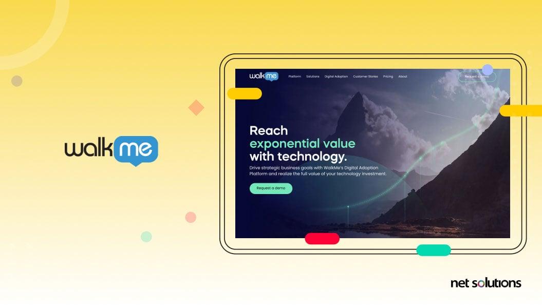 walkme - user onboarding and in-app messaging tool