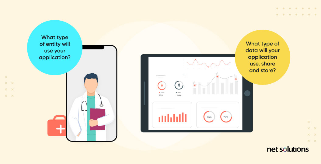 which healthcare apps should comply with hipaa rules