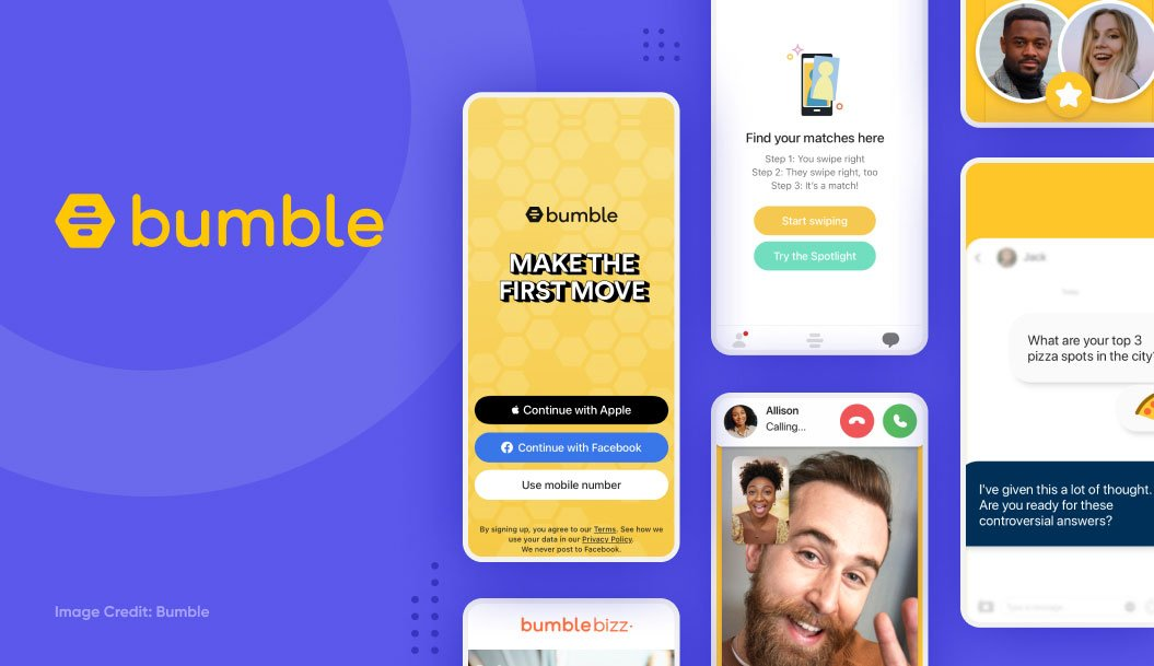best dating apps - bumble