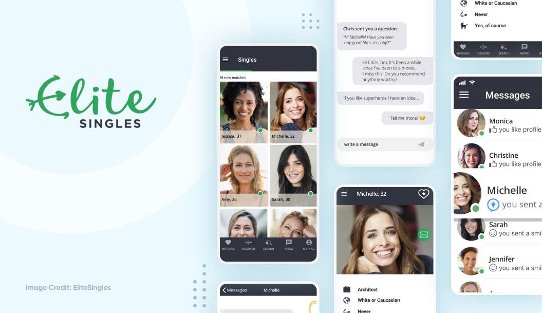 top dating apps - elite singles